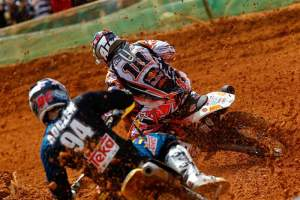 Jeff Herlings (111) trails Ken Roczen (94) by three points for second place in the championship.
