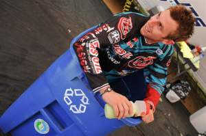 Ben Townley has been recycled.