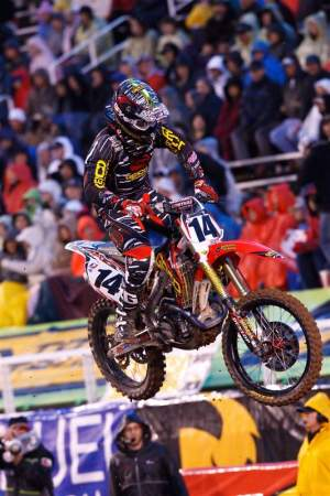 Kevin Windham made it two in a row in SLC.