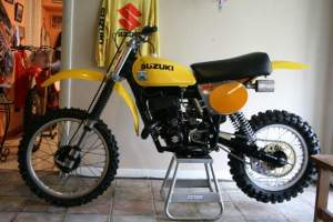 Click through this gallery to see more of Charlie's RM400.
