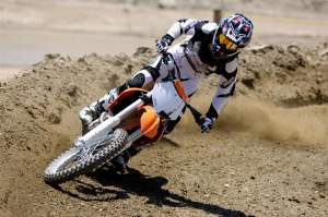 Langers thoughts on the 2011 KTM 350 SX-F?