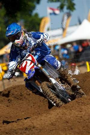 Jessica is a perfect 4-0  in the MotorcycleUSA.com WMX Championship.