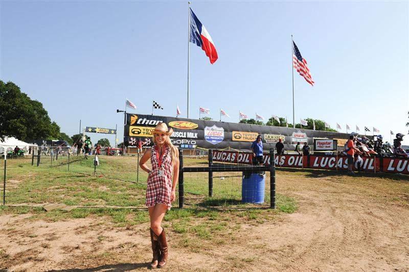 Gratuituous Erin Normoyle cowgirl shot.