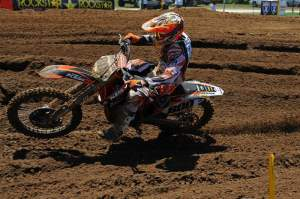 Mike Alessi went 12-5 for seventh overall.