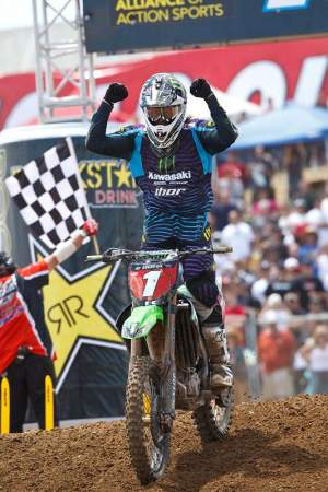 Can Reedy beat the heat (and everyone else) in Texas? We'll find out tomorrow.