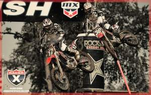 Justin Barcia and Trey Canard