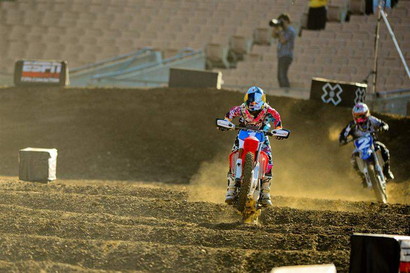 Fiolek's weak point was the whoops...