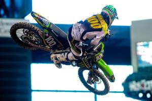 Josh Hansen entered Best Whip at the X Games, in addition to the racing portion that he has won two years in a row so far.