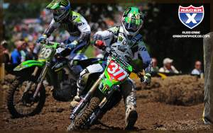 Christophe Pourcel and Tyla Rattray