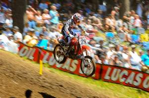 Andrew Short had a strong showing at Washougal, going 2-2 for second overall.