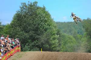 Desalle led moto two for quite a while.