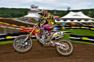 Metcalfe went 5-3 for third overall at Unadilla.
