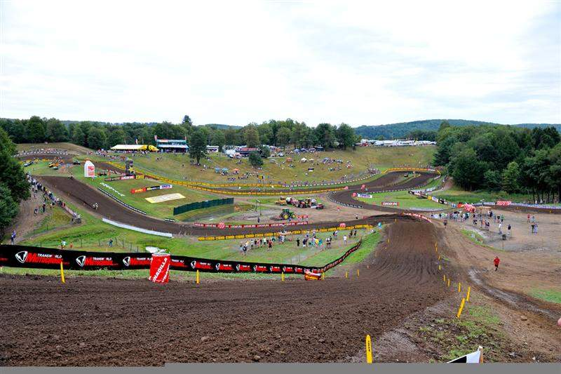 Unadilla during the day.