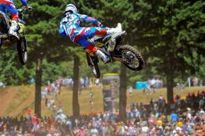 Ryan Sipes has had some speedy moments on the 450 this year, including qualifying second at Washougal.