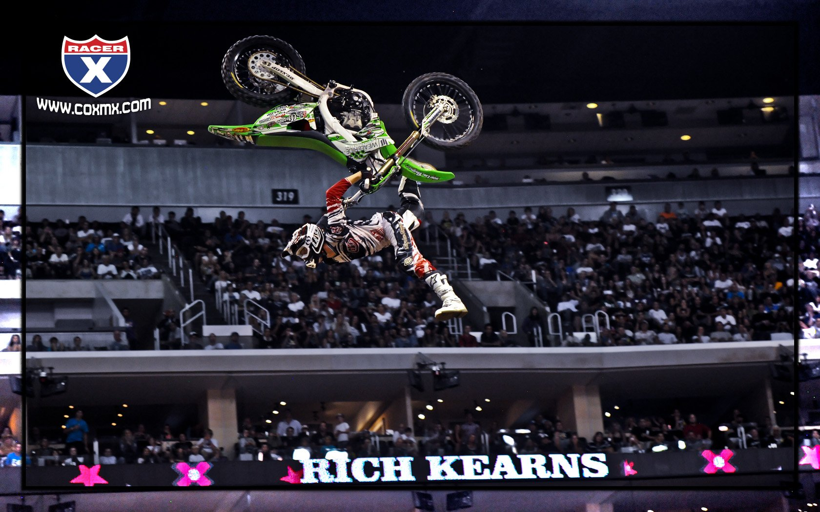 X games wallpapers racer x online kearns rich kearns backflip variation during best trick voltagebd Image collections