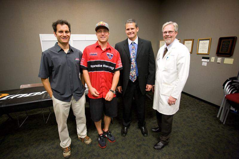 Weigandt, Short, Brian Hagen, P.T., Ph.D., and Marc Lovell, Ph.D