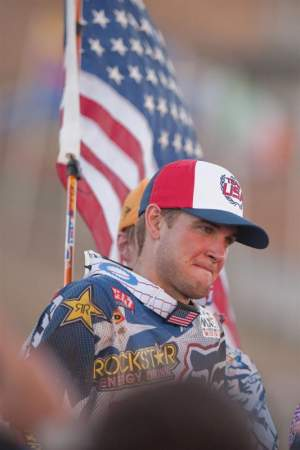 Ryan Dungey is now a Motocross of Nations champion twice in a row, both individually and as a team.