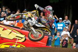 Desalle will be riding for Belgium.