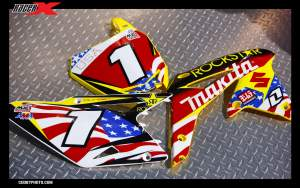 Ryan Dungey's graphics