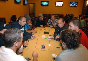 Click through this gallery for images from last night's Road 2 Recovery Poker Tournament.
