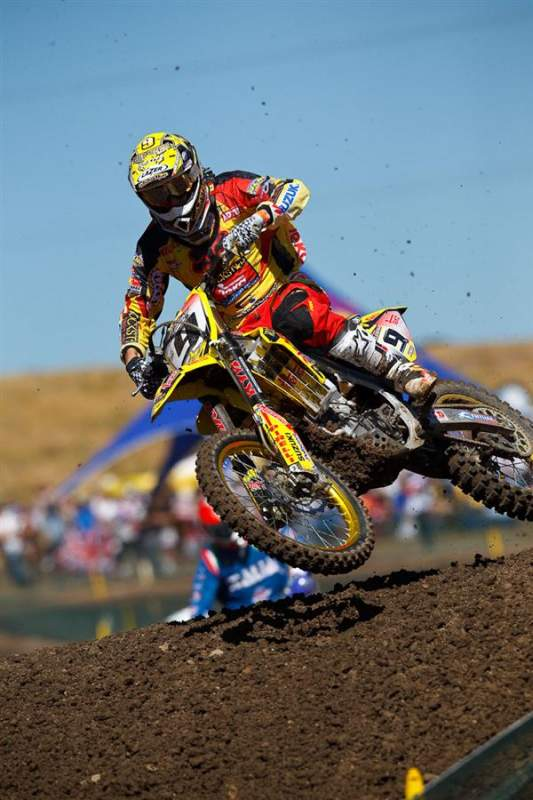 Clement Desalle was fifth-fastest.