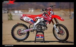 Andrew Short's Honda #3