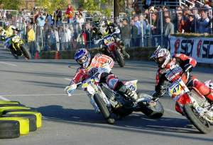 Wardy was the man in Supermoto. And in MX, and SX and....