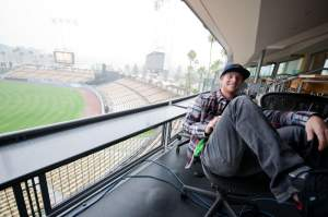 Ryan Villopoto was taking in the sights.
