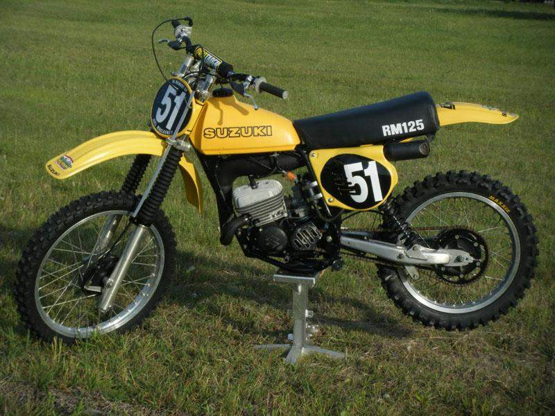 Your Collection 1978 Rm125 Racer X Online