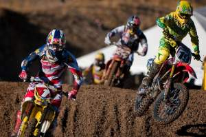 Metcalfe (19) and Dungey (1) will be teammates in 2011.