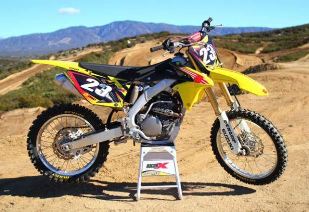motocross 4t
