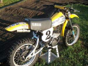 Your collection 1978 yz250 racer x online for Yamaha lewiston id