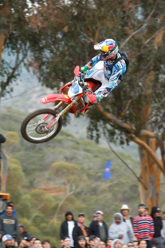 2010 AMA National Hare & Hound champion Kendall Norman added another win to his resume.