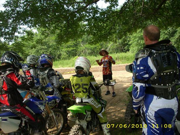 Christian Motocross Camp