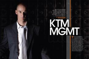 KTM is making all the right moves as it looks to muscle in on Japan's Big Four, and much of the credit goes to racing legend-turned-executive Stefan Everts. Page 114.