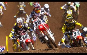 Another Shorty holeshot at Washougal