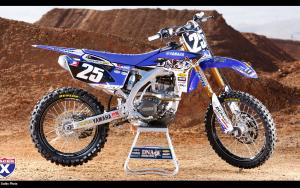 Ryan Sipes' Yamaha