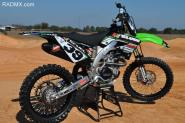 DR.D Signs Team TiLUBE For 2011 Supercross Season