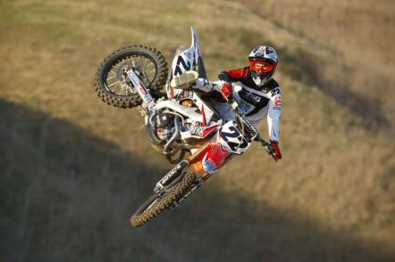chad reed 2011 honda