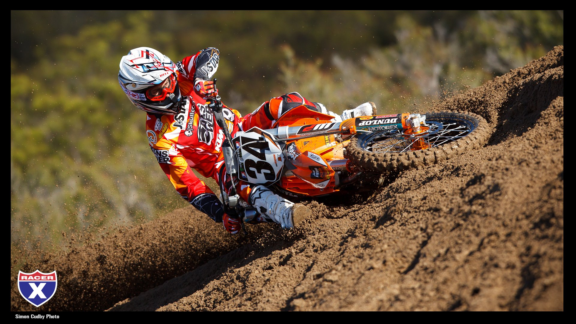 2016 KTM 125 SX and 150 SX Two-Stroke First Ride - MotoUSA ...