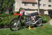Your Collection: 1974 Maico 250 GP