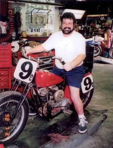 The lives they lived racer x online for Bettencourt s honda suzuki