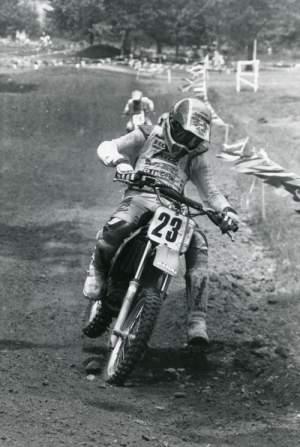 A young Rick Simmet.
