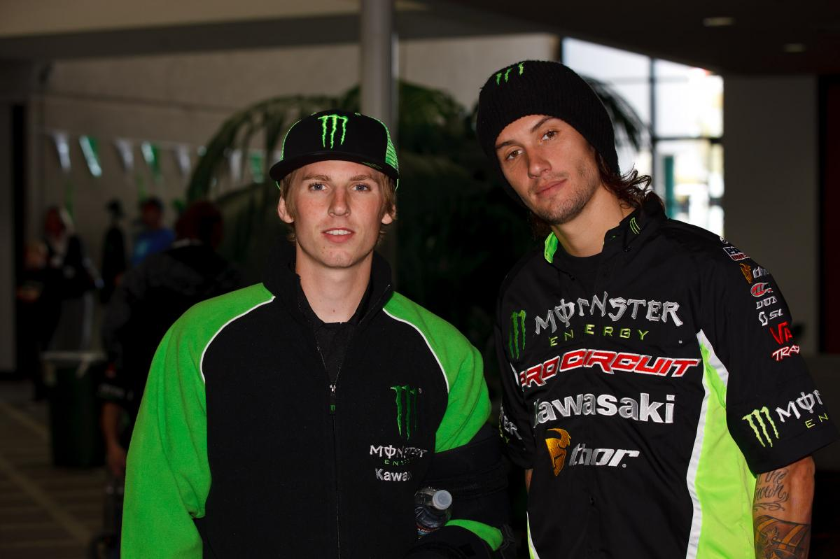 Jake Weimer and Josh Hansen