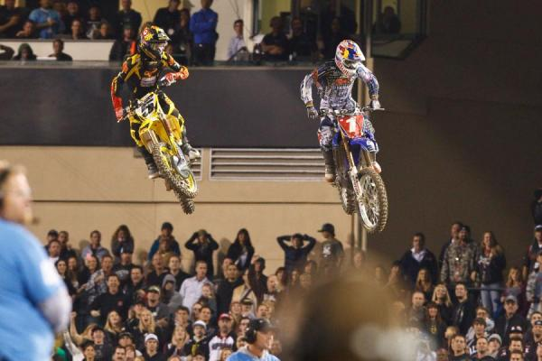 James Stewart, Ryan Dungey