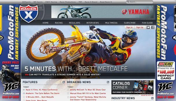 New Racer X Online
