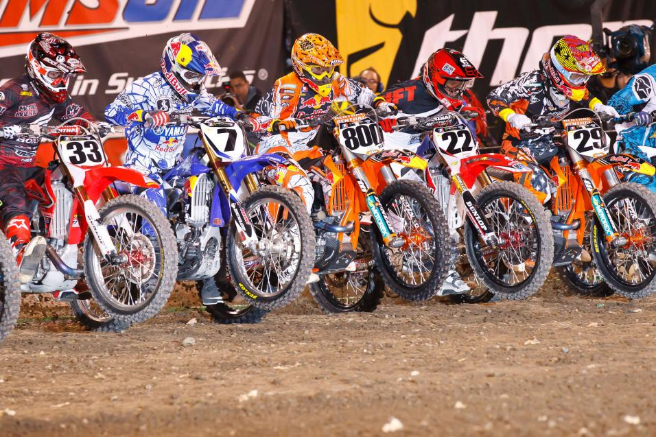 Anaheim SX Photo Gallery