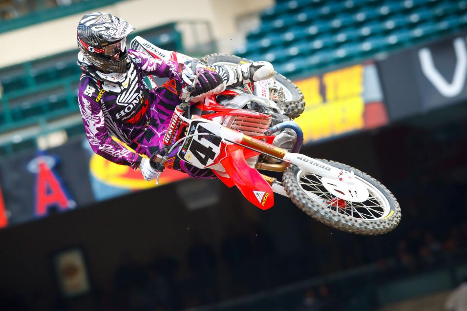 Anaheim SX Wallpaper