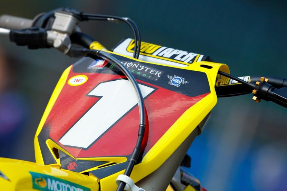 <strong>5 Minutes</strong> With... Ryan Dungey