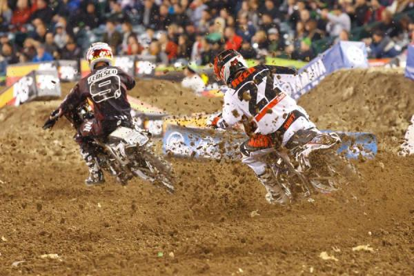 Chad Reed, Ivan Tedesco